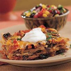 ... and more.. on Pinterest | Tortilla casserole, Weights and Casseroles