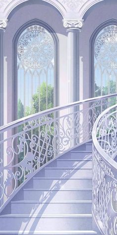 ideas fantasy landscape illustration beautiful for 2019 Episode Interactive Backgrounds, Episode Backgrounds, Anime Backgrounds Wallpapers, Anime Scenery Wallpaper, Landscape Drawings, Landscape Illustration, Cool Landscapes, Scenery Background, Fantasy Background