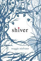 Shiver (The Wolves of Mercy Falls, #1) (Gr. 9+)  David Ledoux and Jenna Lamia team up to read the alternating voices of Grace - a seventeen-year-old girl who has always loved the woods and the wolves that live there, and Sam - the boy with the strange yellow eyes.