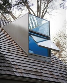 The Glass Dormer. Modern, Elegant and Expensive.
