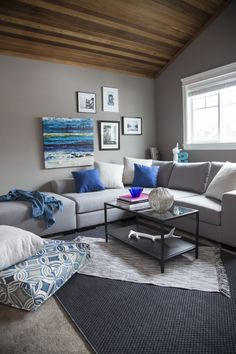 A Beautiful Shot Of Our Jacob Sectional Taken By Our Very Own Kora Pridy.  The