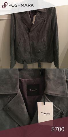 Brand new theory tralsmin suede jacket Brand new theory tralsmin suede jacket with tags. Never worn. Theory Jackets & Coats