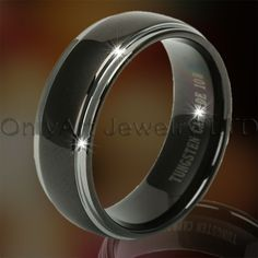 Tungsten Ring For Men OAGR0091  Model Number OAGR0091 Jewelry Type Rings   Place of Origin Guangdong, China (Mainland)   Brand Name OA   Rings Type Engagement Bands or Rings   Jewelry Main Material Tungsten   Main Stone Zircon   Setting Type Prong setting   Occasion Anniversary, Gift, Party, Other   Gender Men's, Unisex, Women's   metal tungsten gold,tungsten carbide   feature comfort fit   color black   width 8mm