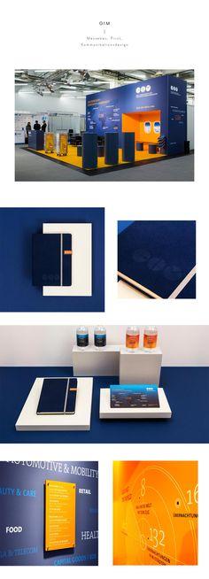 GIM \Printdesign, Exibition Stand