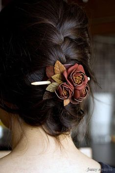 18 Hair Barrettes Ideas to Wear with Any Hairstyles, 18 Hair Barrettes Concepts to Put on with Any Hairstyles Hair barrettes for any coiffure. They go completely with straight hair, curly hair, updos, an...,  #Barrettes #Hair #Hairstyles #hairstylesforcurlyhair #Ideas #Wear