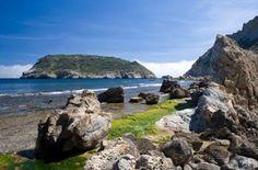 Illa del Portitxol. Xàbia