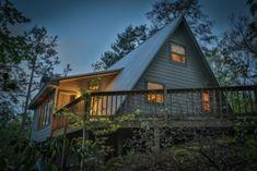 Blue Ridge Cabins - Mountain Outpost 171 - Blue Sky Cabin Rentals.