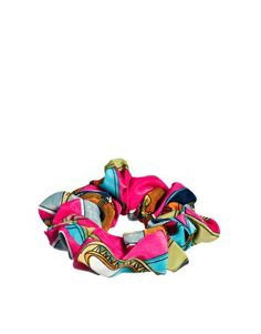 Image 2 of Johnny Loves Rosie Chain Print Hair Scrunchie Latest Fashion Clothes, Latest Fashion Trends, Johnny Loves Rosie, Winter Is Coming, Asos Online Shopping, Scrunchies, Women Wear, Hair Accessories, Womens Fashion