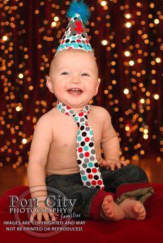 1 year photo  www.PortCityPhotography.com