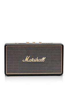 Marshall Stockwell Travel Speaker with Case