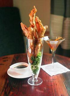 Tempura Bacon Appetizer