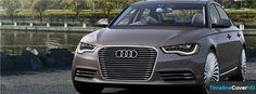 Audi A6 L E Tron Concept Facebook Timeline Cover Facebook Covers - Timeline Cover HD