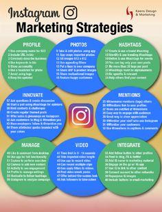 #Instagram #MarketingStrategies   #infographic #socialmedia #marketing