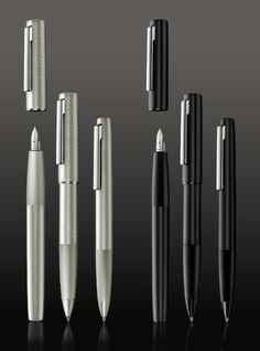 Lamy Aion pen collection