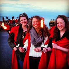 St Andrews University Traditions - Photo by hannahkanderson