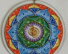 Mandala vitral Chokurei Harmonia 20cm