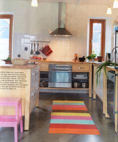 Like this floor! from hus o hem nr9 201Hus o hem nr9 2014