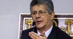 El presidente de la Asamblea Nacional (Parlamento) de Venezuela, el opositor Henry Ramos Allup, celebró la decisión de la Cámara de Diputados de Brasil que