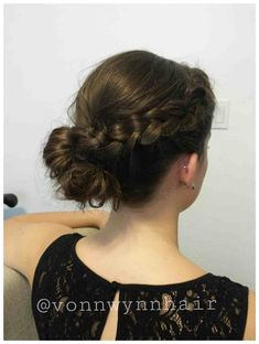 this long haired side updo is beautiful! i love the cascading curls read  more…. half up half down by @shelbywhite_hmu. side-swept bridal updo. half updo! french braid one side and intertwined i'm back. cute half updo poofbump with headband braids youtube cute half updo  poofbump with...