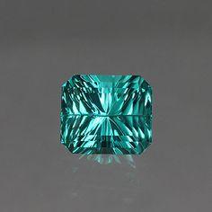 O.82 ct Indicolite Tourmaline Gemstone. I love the color and brilliance!