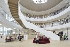 The Word – National Centre for the Written Word / FaulknerBrowns Architects