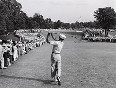 Ben Hogan - I want this framed and hanging in the Man Cave