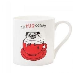 Capugccino Mug   Ohh Deer