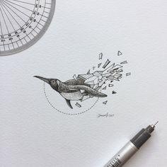 Geometric Beast | Penguin