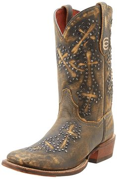 Dan Post Women's Cross Walker Western Boot ** Check this awesome product by going to the link at the image.