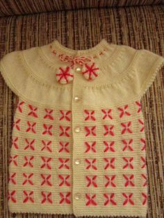 This Pin was discovered by Sam Dress Sewing Patterns, Baby Knitting Patterns, Knitting Designs, Doll Patterns, Baby Patterns, Crochet Patterns, Booties Crochet, Knit Crochet, Knitting Videos