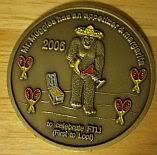 www.geocoinsforsale.blogspot.com  - Geocoins used in the sport of Geocaching.