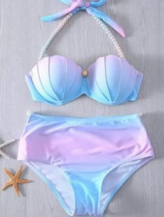 mermaid | bikini | beautiful colors | beach | summer