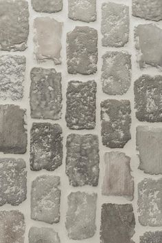 vloer raw stones bricks- grey bricks for stove pad and hearth/surround. Best Flooring, Brick Flooring, Kitchen Flooring, Floors, Grey Wooden Floor, Castle Stones, Cottage Porch, Unique Tile, Outdoor Tiles
