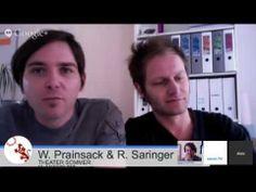 Wolfgang Gumpelmaier: Crowdfunding-Talk mit Robert Saringer (Theatersommer Klagenfurt) - #cfew 24 Klagenfurt, Interview