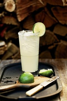 Cinco de Mayo Recipes: Woodshed Margarita