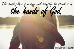 Godly relationships are the best kind!