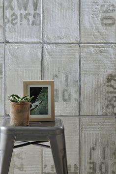 [ Younhyun Tile / 윤현상재 타일 ] Vintage Tile : Urban Avenue Off White / Size (cm) : 20.4x40.8