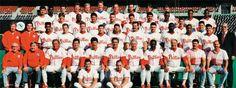 Phillies de Filadelfia, Subcampeones 1993