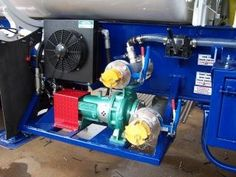 Felco Manufacturing specialise in #Water #Cartage #Tanks to your design and specifications with Hydraulic / PTO / Engine driven pump. http://felco.net.au/