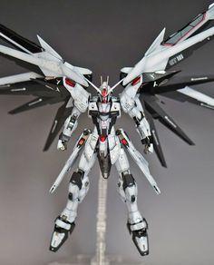 Gundam Family: MG 1/100 Freedom Gundam 2.0 Painted Build