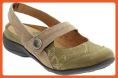 Padders Women's Sultana Flat , Size 37 , Moss-beige - Flats for women (*Amazon Partner-Link)