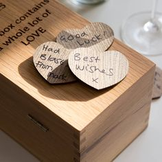 Are you interested in our drop top guest book ? With our personalised wedding guest book oak you need look no further.
