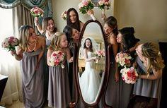 Lustige prächtig Hochzeitsfotos Ideen spiegel