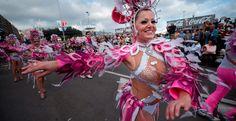 Grupo Mascarada Carnaval: Los turistas podrán reservar por internet su asien...