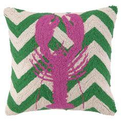 Lobster Hook Pillow
