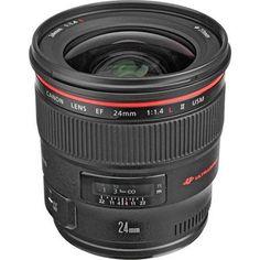 Canon EF 24mm f1.4 Lens
