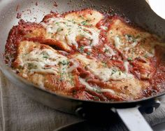 Easy Chicken Parmesan is Ready in 45 Minutes or Less