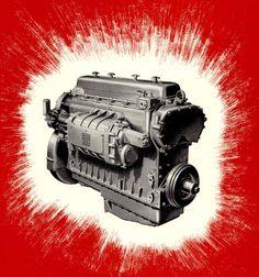 GM 71 series Detroit Diesel, Tug Boats, Engine Types, Semi Trucks, Diesel Engine, Heavy Equipment, Bugatti, Military Vehicles, Tractors