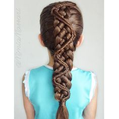 """☄Stacked Lace ZigZag Braid over a 5 Strand Dutch Braid☄ ☄Inspired by @molliebanks5 and @thehairbraidingbasics ☄"" Photo taken by @mimiamassari on Instagram, pinned via the InstaPin iOS App! http://www.instapinapp.com (10/27/2015)"