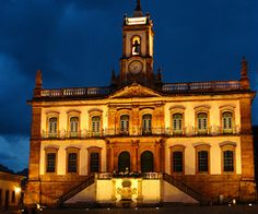 Ouro Preto, MG, Brasil.